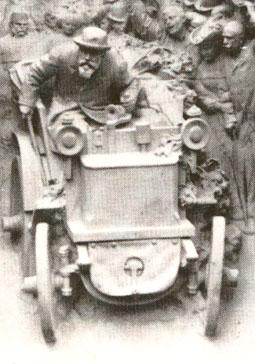 Del primer altorrelieve automovilístico.