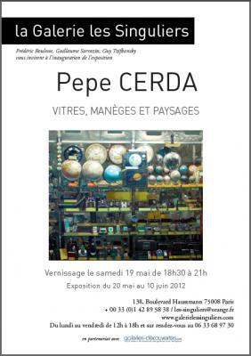 Expongo en París